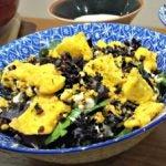 Plant-based dish