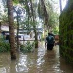 Kerala flood response